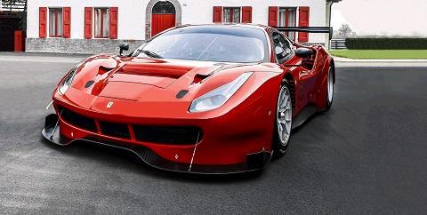 2018 Ferrari