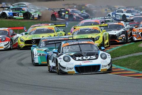 2018 ADAC GT Masters Race