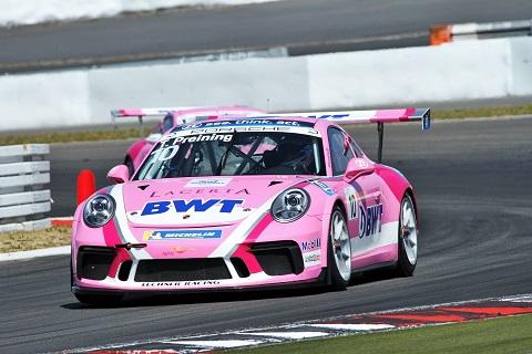2018 Porsche Cup