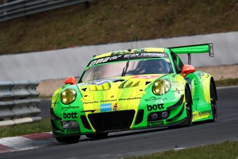180508 24h Manthey Porsche