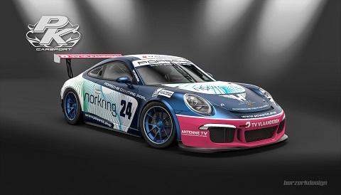 PEKA Porsche 1