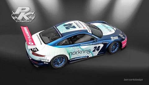 Peka Porsche 2