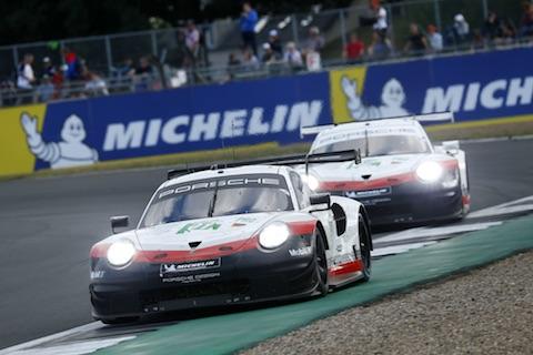 181210 Porsche 911 LM