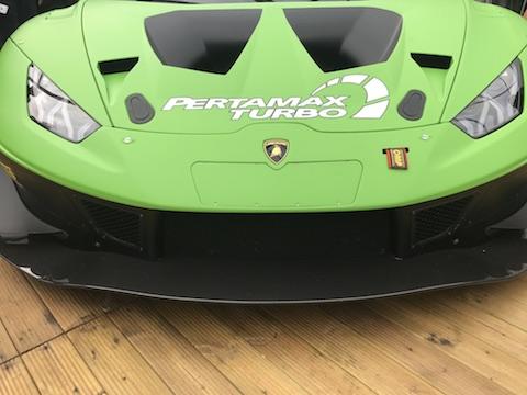180916 Lamborghini Front
