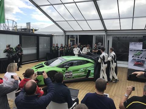 180916 Lamborghini onthulling