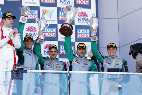 180204 Bathurst Bleekemolen Podium