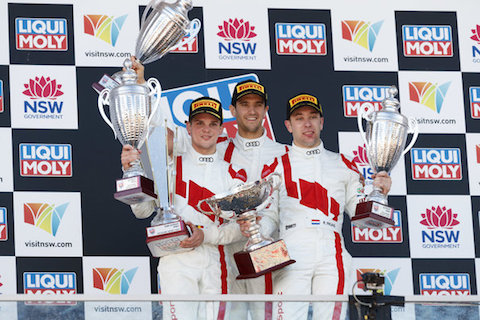 180204 Bathurst Frijns Trophies