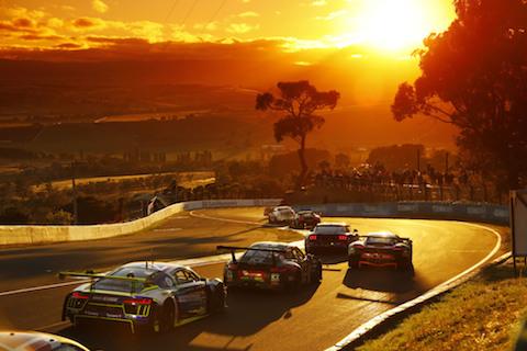 180204 Bathurst Race Sunrise