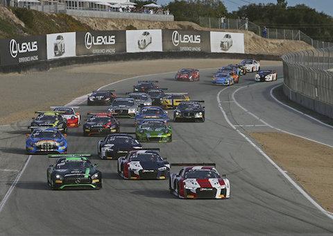 181028 IGTC Race start