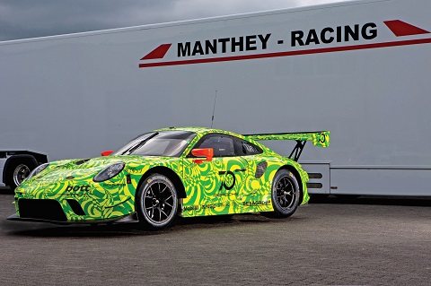 2018 Manthey GT3