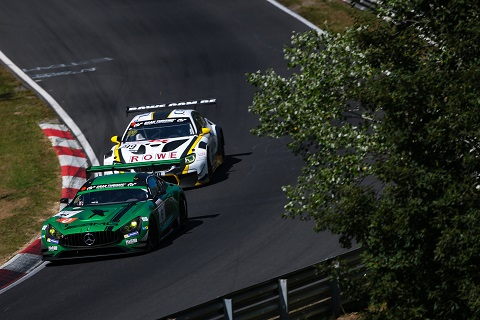 AMG Rowe Racing 1