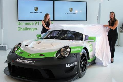 2018 2 Porsche GT3 R
