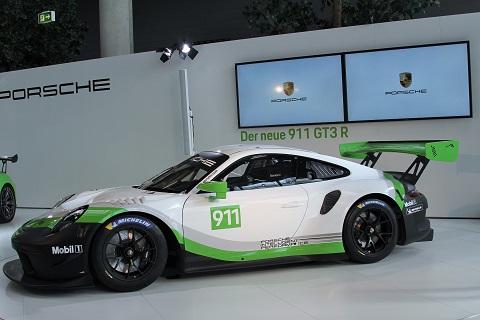 2018 Porsche GT3 R 4