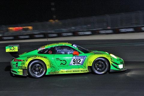 2018 Leidende Porsche