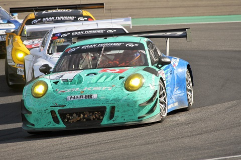 2018 Falken Porsche