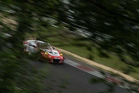 2018 Frikadelli Racing VLN3