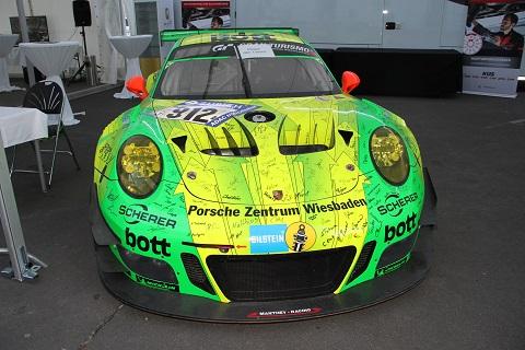 2019 Manthey Porsche
