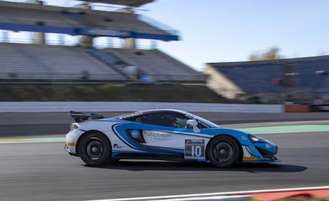 180916 GT4 R2 McLaren