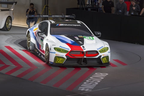 180427 BMW Car Launch 5