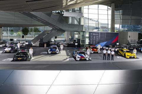 180427 BMW Car Launch DTM 2