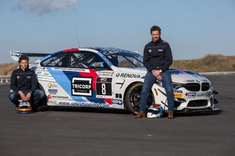 180321 MDM Motorsport Van der Aa Bogaerts
