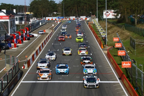 start-zolder GT4
