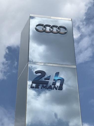 Audi Toren