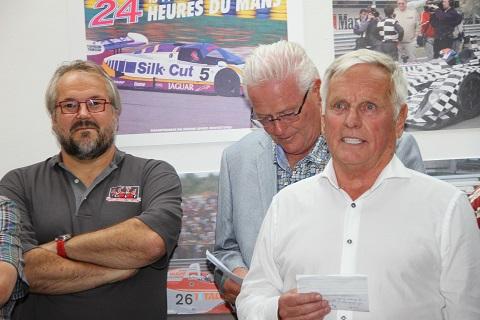 2018 Jan Bart en Kees Kees Kooij