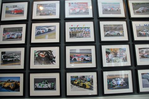 2018 Le Mans fotos