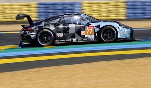 180603 Le Mans GTE Am