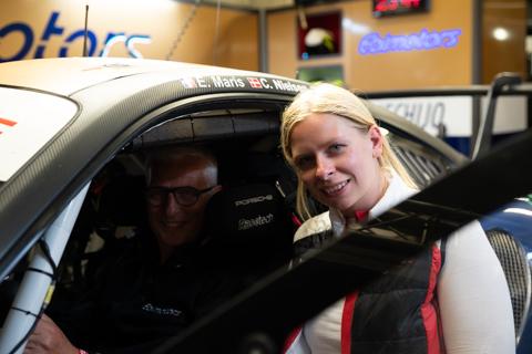 Le Mans 2018 Autosport BVDW-14