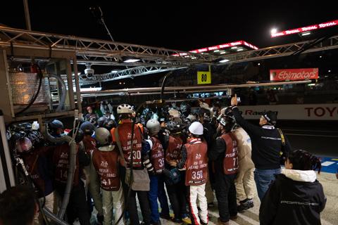 Le Mans 2018 Autosport BVDW-15