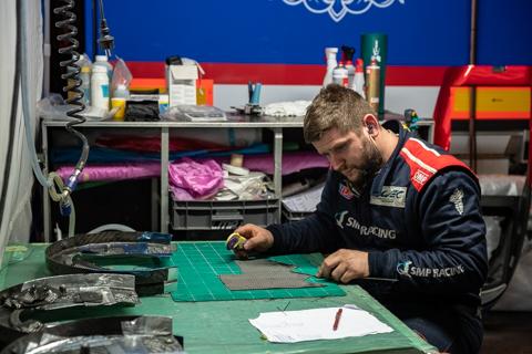 Le Mans 2018 Autosport BVDW-155
