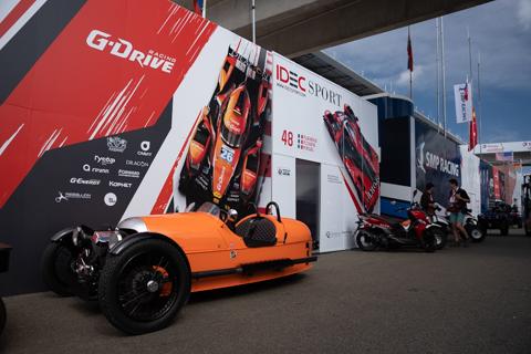 Le Mans 2018 Autosport BVDW-22