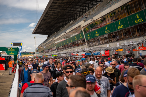 Le Mans 2018 Autosport BVDW-24