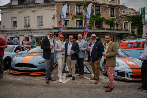 Le Mans 2018 Autosport BVDW-27