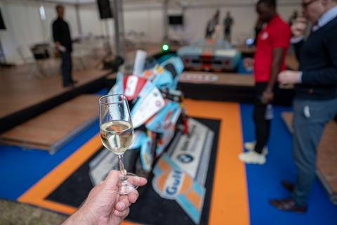 Le Mans 2018 Autosport BVDW-28
