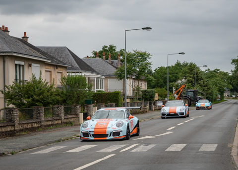 Le Mans 2018 Autosport BVDW-38