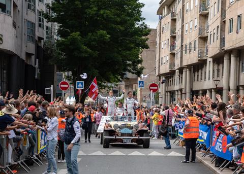 Le Mans 2018 Autosport BVDW-44