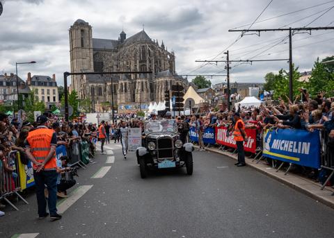 Le Mans 2018 Autosport BVDW-46