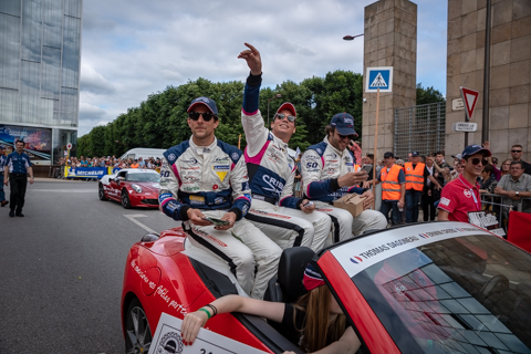 Le Mans 2018 Autosport BVDW-47