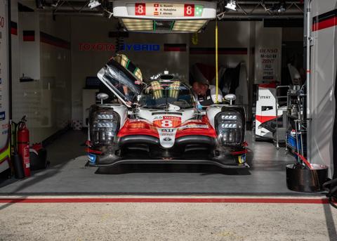 Le Mans 2018 Autosport BVDW-53