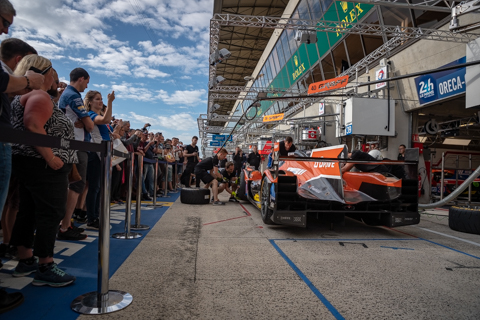 Le Mans 2018 Autosport BVDW-54