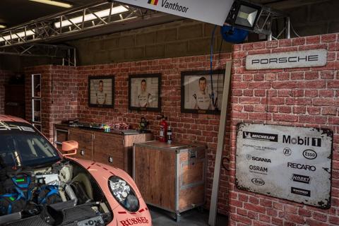 Le Mans 2018 Autosport BVDW-58
