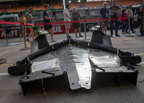 Le Mans 2018 Autosport BVDW-59