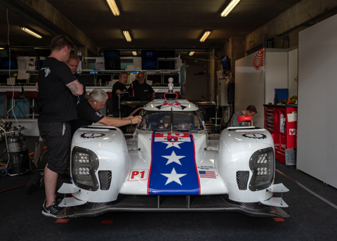 Le Mans 2018 Autosport BVDW-62