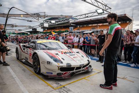 Le Mans 2018 Autosport BVDW-63
