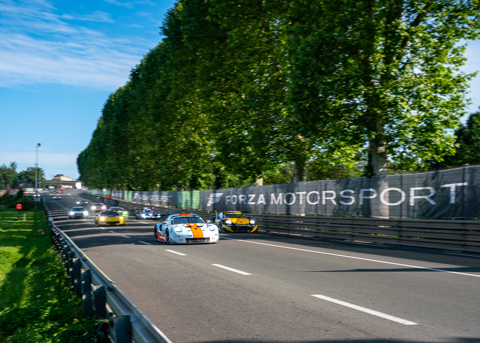 Le Mans 2018 Autosport BVDW-66