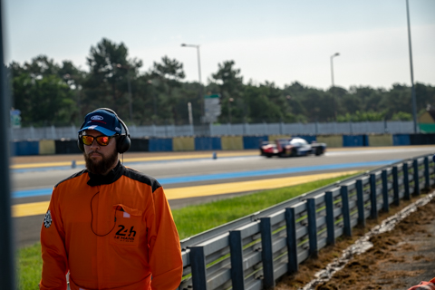 Le Mans 2018 Autosport BVDW-72