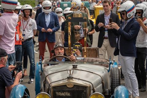 Le Mans 2018 Autosport BVDW-76